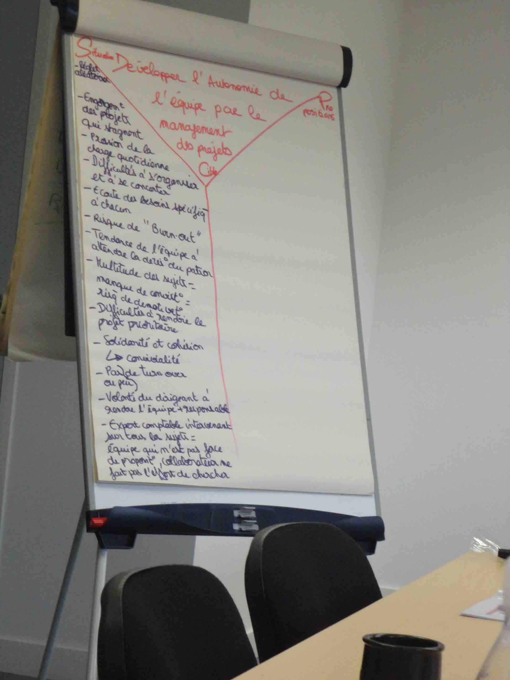 consultant management participatif laval