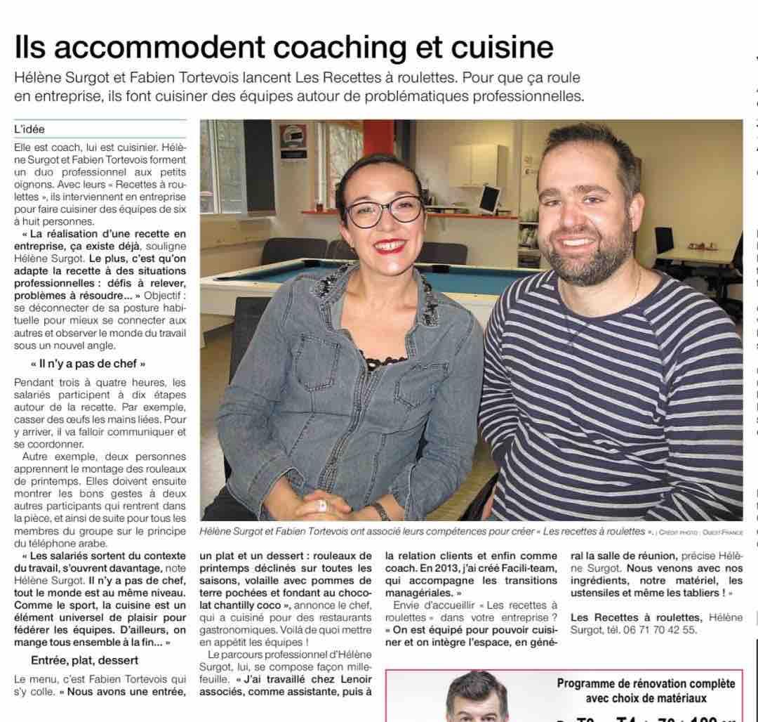 coach professionnel recettes cuisine